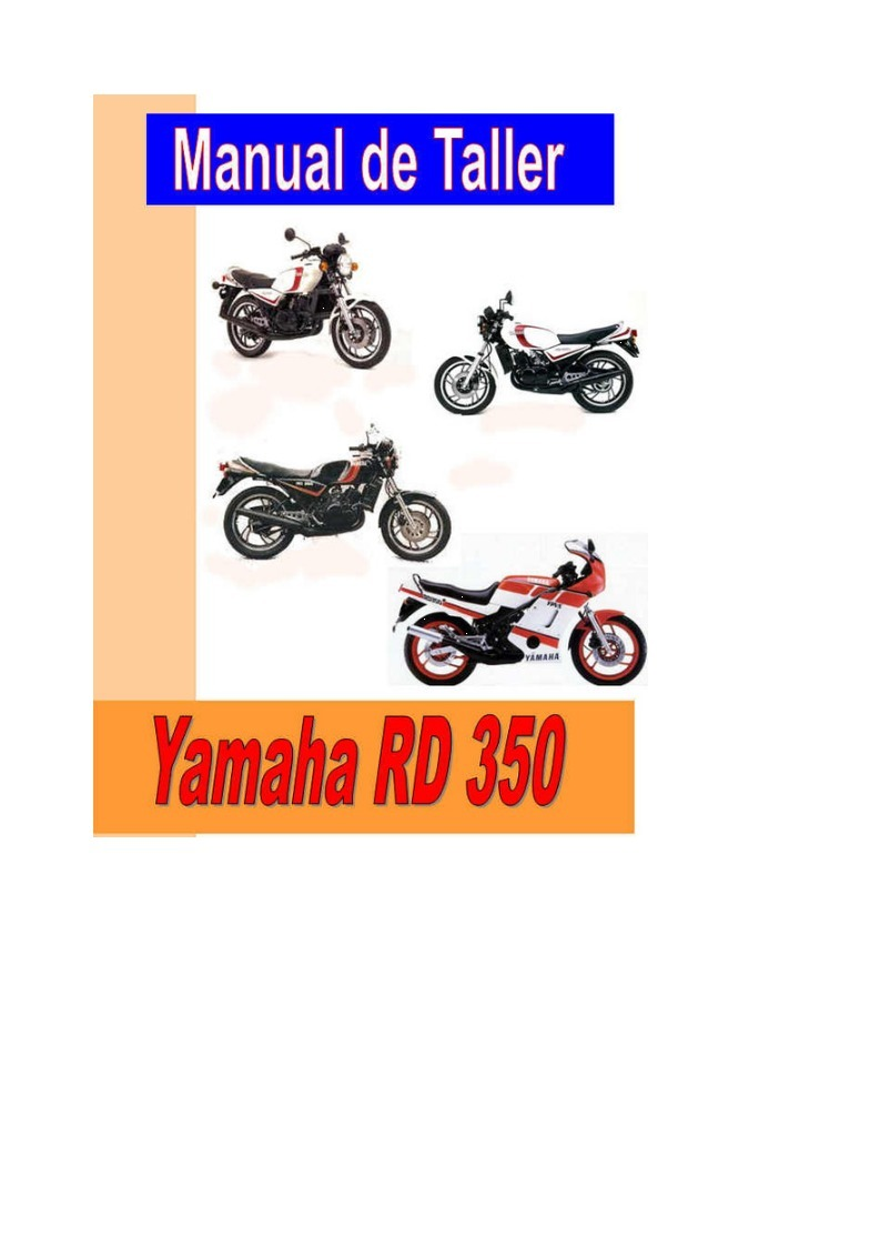 Manual Taller Yamaha Rd 350