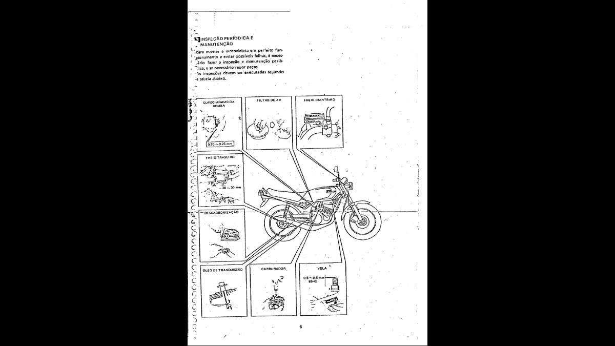 manual taller yamaha rxz 135 169 00 en mercado libre rh articulo mercadolibre com ar yamaha rxz 135 manual yamaha rx 135 manual free download