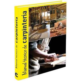 Manual Técnico De Carpintería
