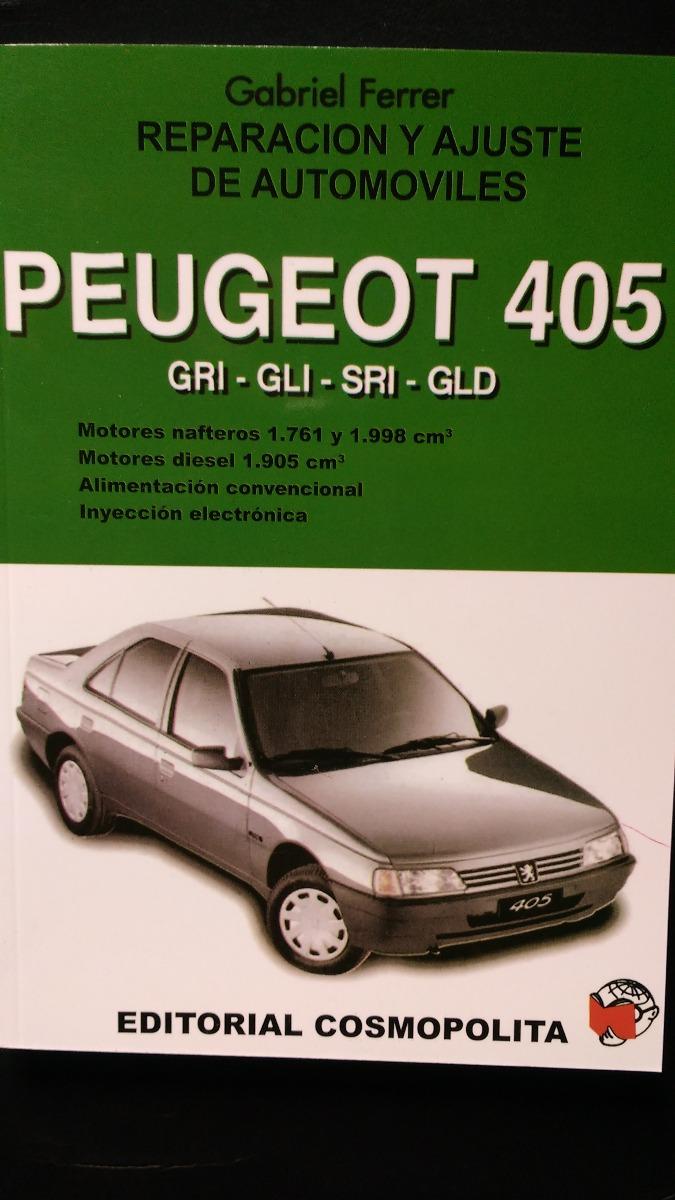 manual tecnico peugeot 405. Cargando zoom.