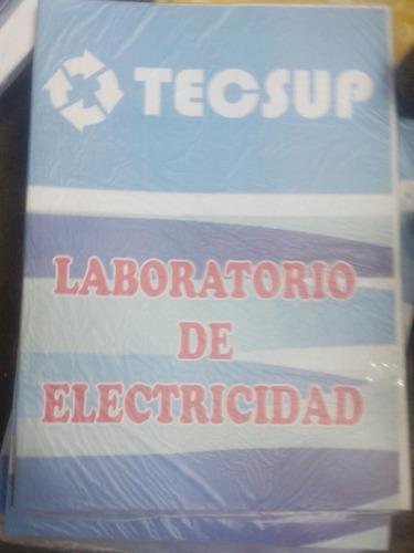 manual tecsup laboratorio de electricidad