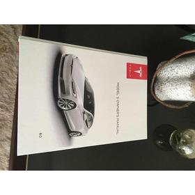Manual Tesla Model S Completo +lanterna Trazeira