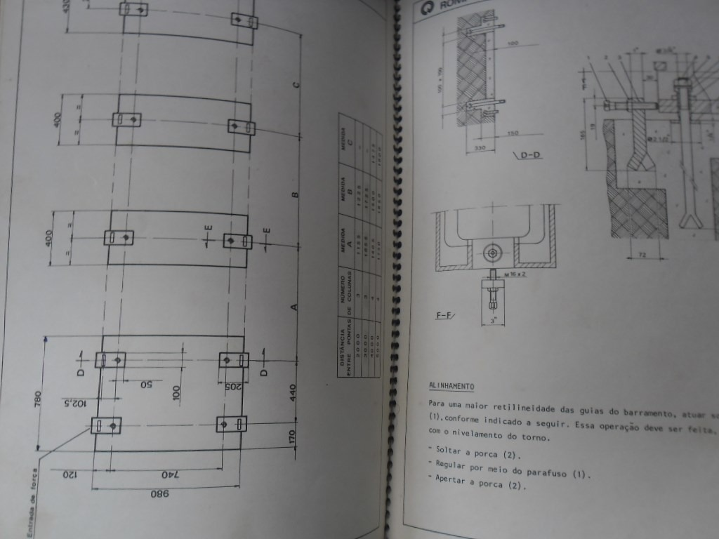 Manual Torno Romi I 30 Also Case 446 Tractor Wiring Diagram On Exmark Electrical Carregando Zoom Array Rh Diestetic Com