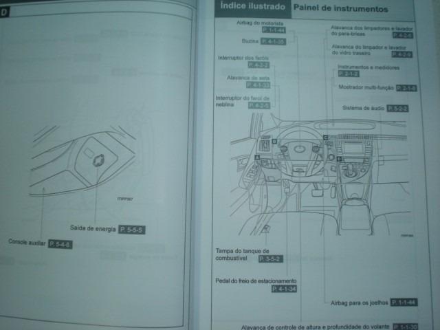manual prius 2013