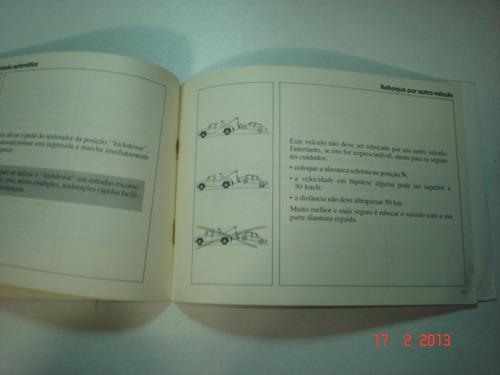 manual transmissão automatica santana quantum câmbio 85 à 87