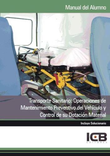 manual transporte sanitario: operaciones de mantenimiento pr