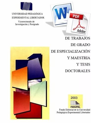 manual upel 3ra edición