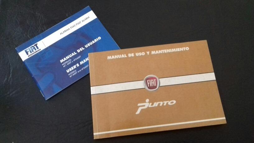 manual usuario fiat punto 08 11 400 00 en mercado libre rh articulo mercadolibre com ar Fiat Linea Fiat Abarth