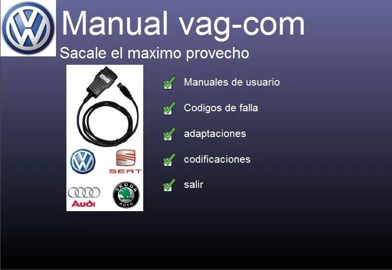 Manual Vag-com - Codificación - Adaptaciones Ecus Y Modulos