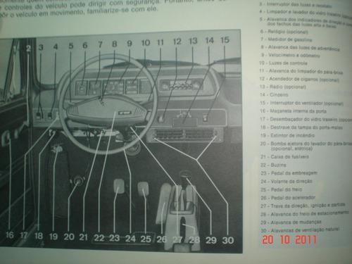 manual variant il 1980 1981 vw 1600 volkswagen catalogo raro