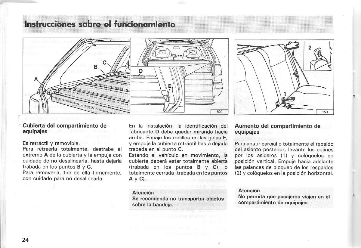 volkswagen quantum manual usuario