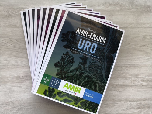 manuales amir 2da edición digitales