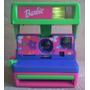 Camara Polaroid Barbie Remate
