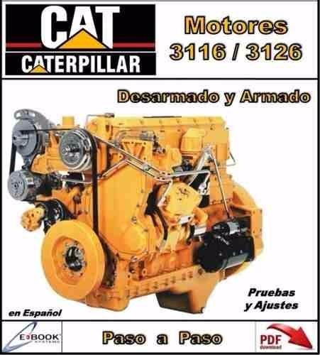 Manuales de motores caterpillar bs 500000000 en mercado libre manuales de motores caterpillar fandeluxe Choice Image