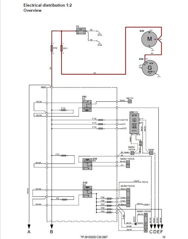 F Wiring Diagram Schematic on