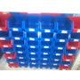 Cajas Apilables Para Todo Uso Pqueña Plastica 12 Unidades