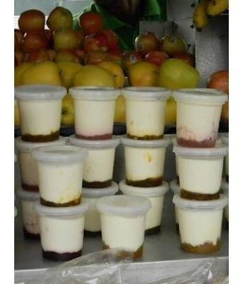 manuales tortas frias  quesillos y yogurt en potes plasticos