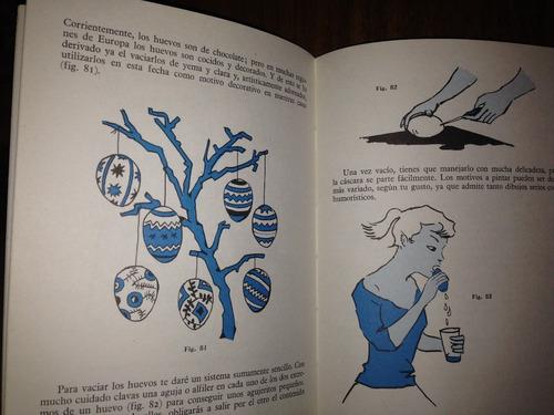 manualidades femeninas - ana maría rubio
