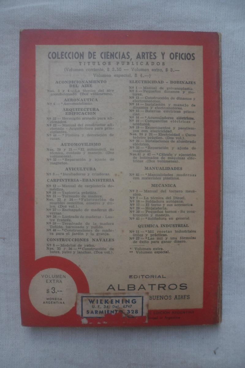 Manualidades Modernas Con Materiales Plasticos Albatros 500 00