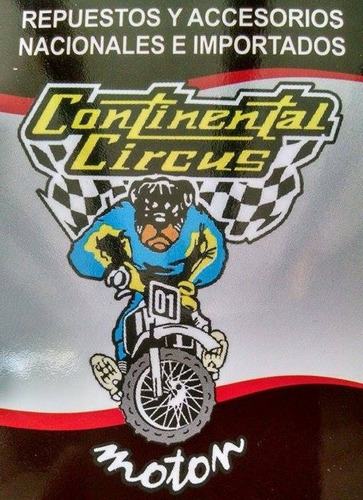 manubrio original gilera fx 125cc continental circus motos