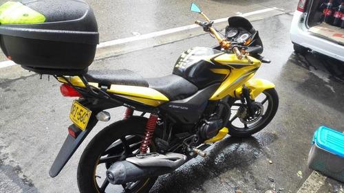manubrio timon de lujo para moto (envío gratis)