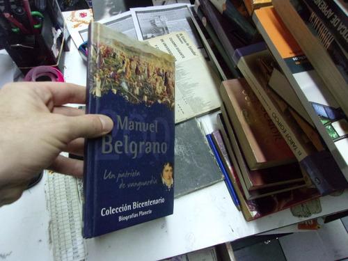 manuel belgrano coleccion bicentenario