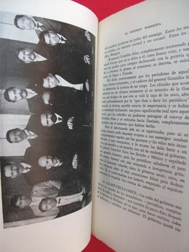 manuel bonilla jr, el régimen maderista