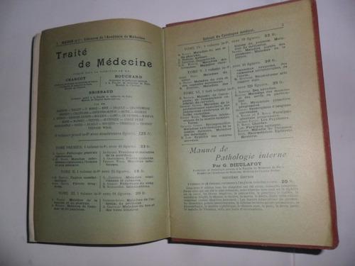 manuel de pathologie interne tomo iv g. dieulafoy masson