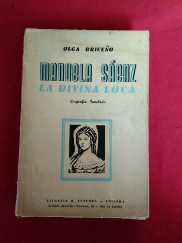manuela saenz la divina local olga briceño  #33