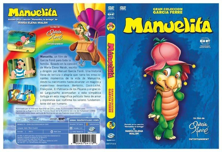 dvd manuelita