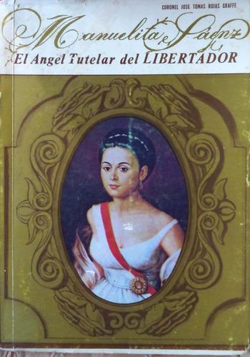 manuelita sáenz ángel del libertador josé t. rojas g. cpx080