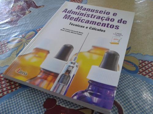 manuseio e administração de medicamentos