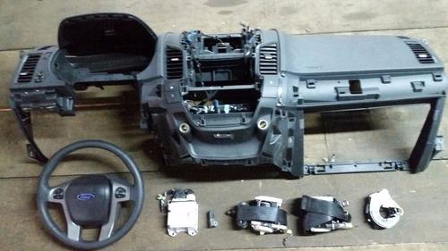 manutençao instalação airbag reset modulo airbag direçao up