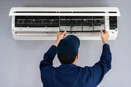 manutenção ar condicionado split