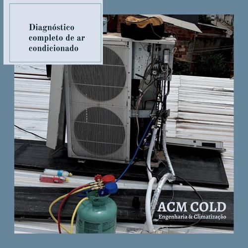 manutenção corretiva e preventiva ar condicionado e (pmoc).