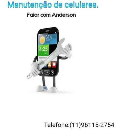 manutenção de celular