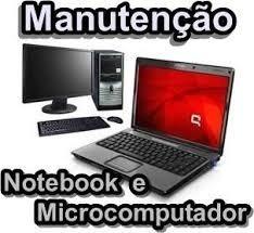 manutenção de computadores e notebook via internet