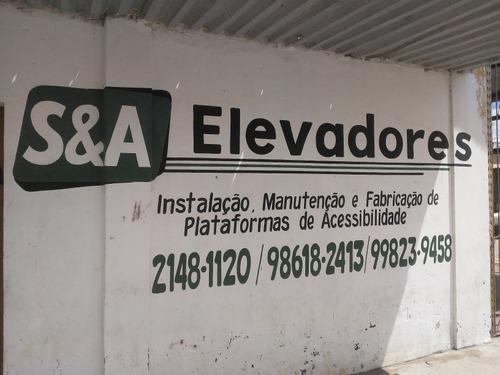 manutenção de elevadores e plataformas de acessibilidade