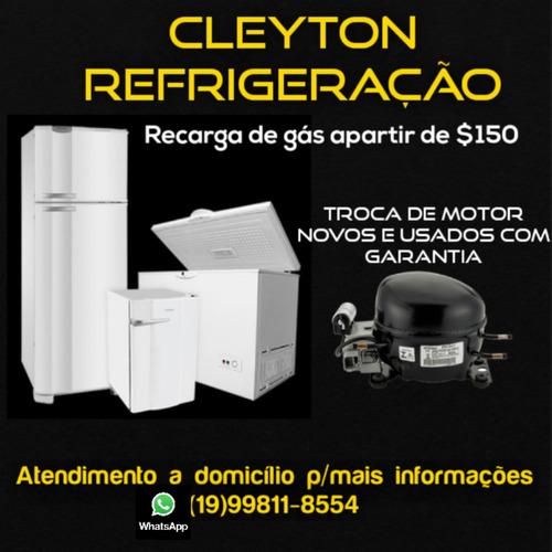 manutenção de freezer e geladeiras