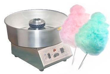 manutenção de máquinas de algodão doce