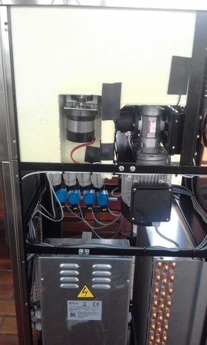 manutenção de máquinas de sorvete expresso