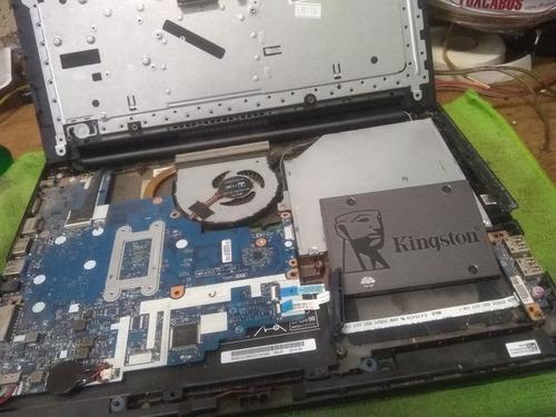 manutenção de micros computadores