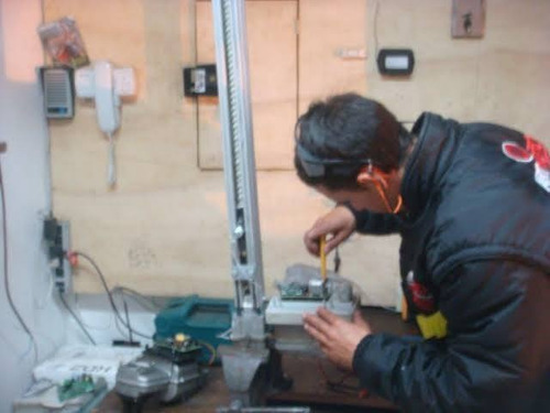 manutenção de motores de portões