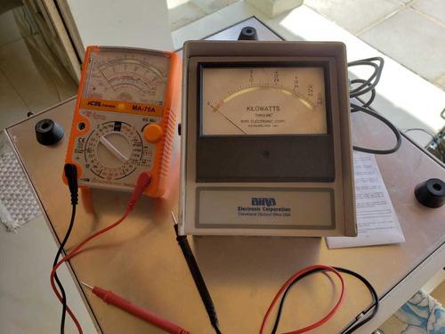 manutenção de transmissores e outros equipamentos de radio