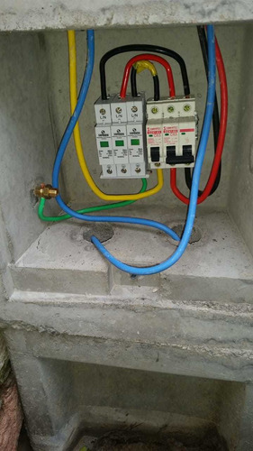 manutenção e automação elétricos, hidráulicos, instalações