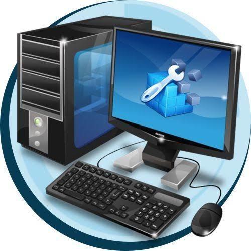 manutenção e consertos de computadores