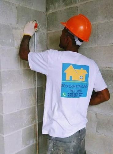 manutenção e construção  .