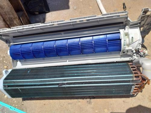 manutenção e instalação ar condicionado.