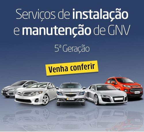 manutenção e instalação de gnv