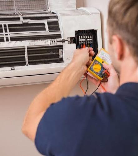 manutenção e instalação de split